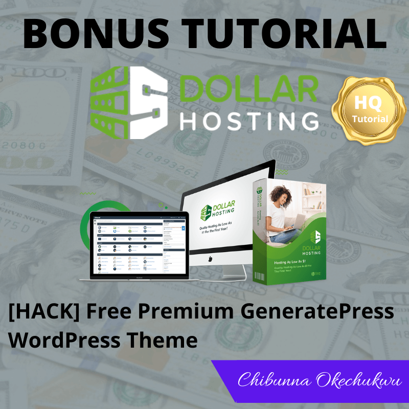 Dollar Hosting Review and Bonuses 2