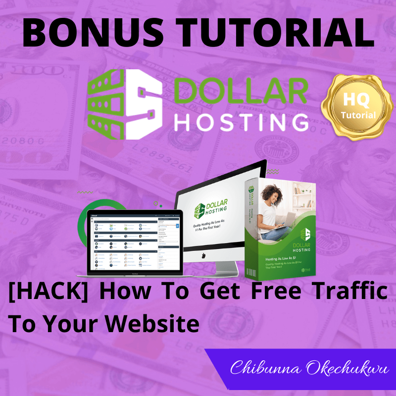 Dollar Hosting Review and Bonuses 3